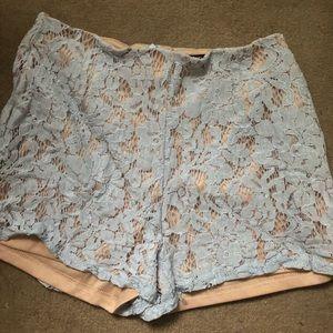 Classy Lace Shorts
